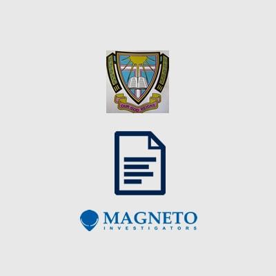 Magneto Investigators Bishop Stuart University Transcript, Degree, Diploma, Certificate Verification Checks