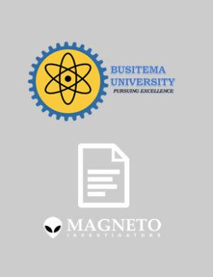 Magneto Investigators Busitema University Transcript, Degree, Certificate, Diploma Versification Checks Uganda