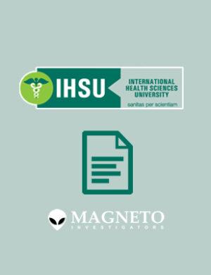 Magneto Investigators International Health Sciences University Transcript, Degree, Diploma, Certificate Verification Checks