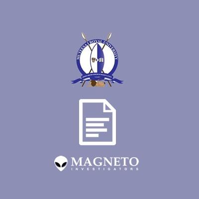 Magneto Investigators Muteesa 1 Royal University Transcript, Degree, Diploma, Certificate Verification Checks
